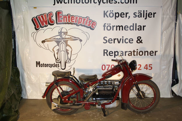 "Picture of Nimbus 1939 750cc,  ""SOLD"""