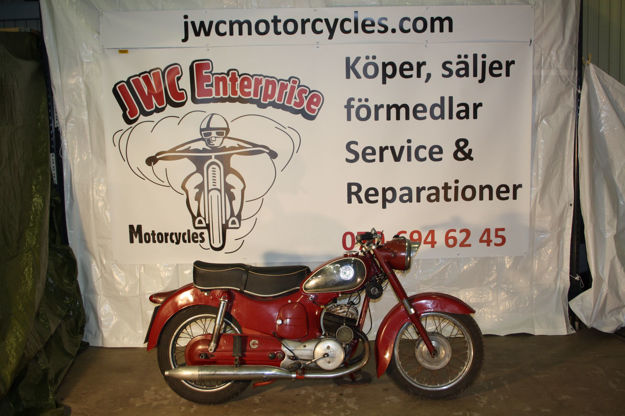 "Picture of Puch 175 SVS  1954,   ""  SOLD """