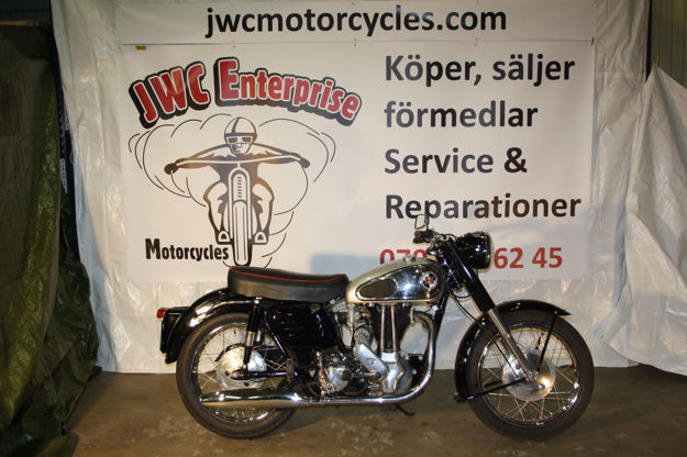 "Picture of Norton ES50 1958   ""SOLD"""