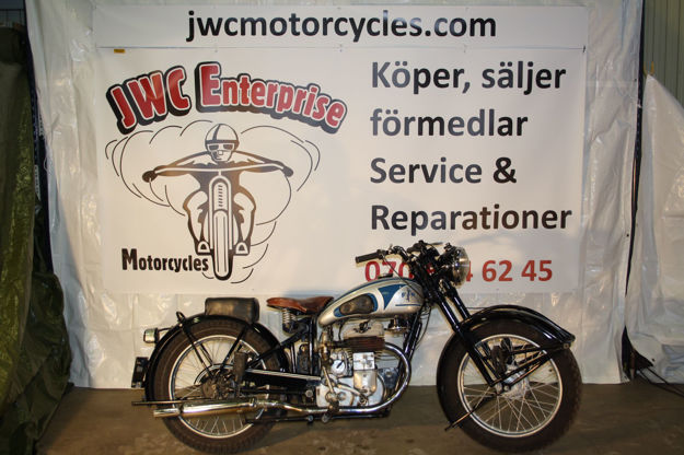 """Picture of FN 450cc SV   1950,   """"SOLD"""""""