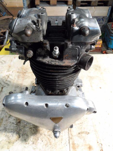 Picture of Triumph T100  500cc