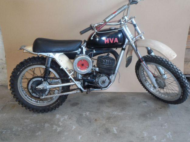 """Bild på Husqvarna 250cc  1967,  """"SOLD"""""""