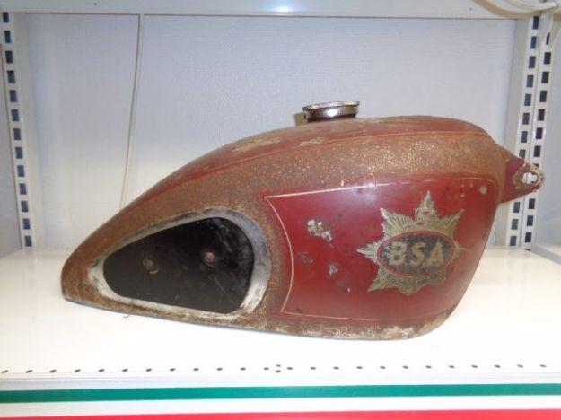 Bild på BSA Silver star