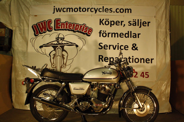 """Picture of Norton Interstate 750cc 1974   """"SOLD"""""""