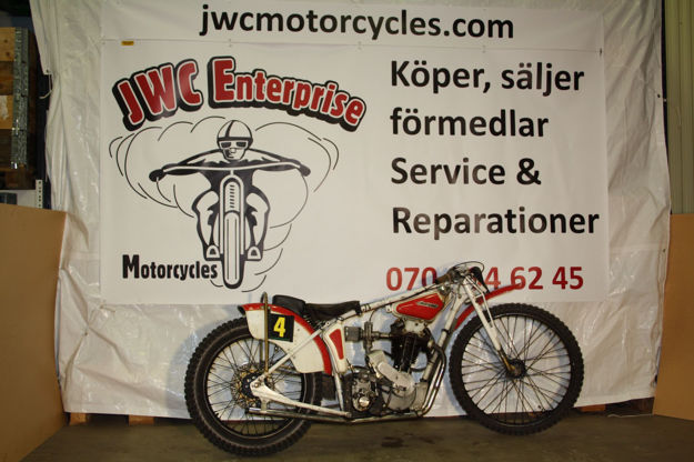"Picture of Monet Goyon 350 OHV Sport  Backracer,   ""  SOLD """