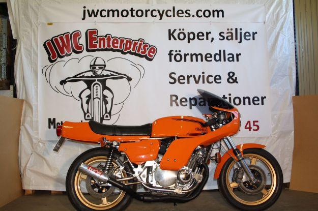 "Bild på Rickman CR  1975 Suzuki 1977 GS1000cc   "" SOLD """