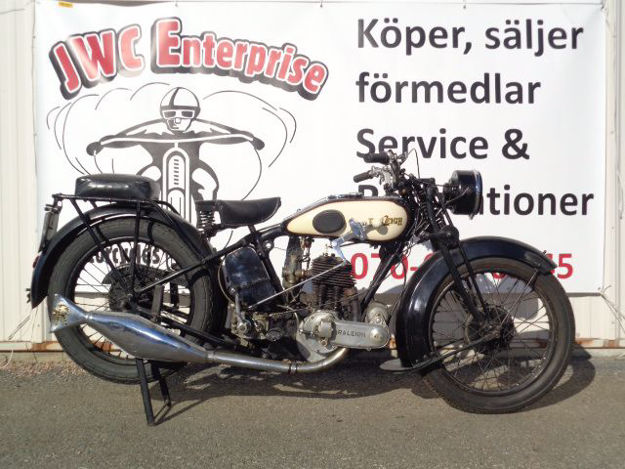 "Picture of Relaigh 1929 500cc  "" SOLD """