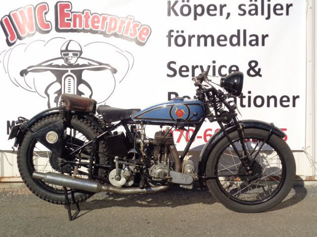 """Picture of Rex Acme 1928 500cc """" SOLD """""""