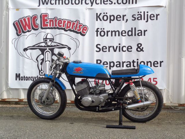 Picture of Suzuki T20 Classic Racer     ,  SOLD