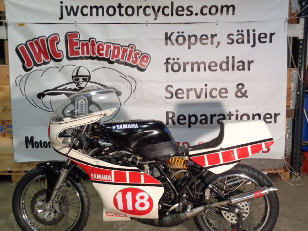 "Picture of Yamaha RD 250 LC  Classic racer -81    "" SOLD """
