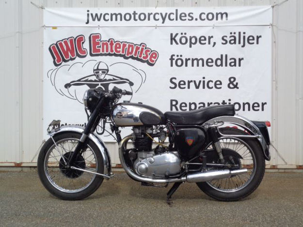 "Picture of BSA A10  1955   ""SOLD """