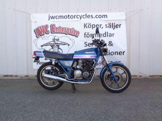 """Bild på Kawasaki Z500 1983  """"  SOLD  """""""