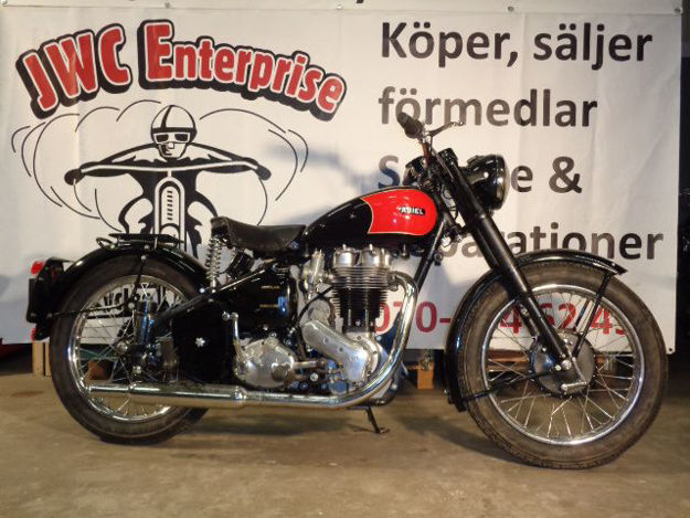"""Picture of Ariel 500cc  1951  """" SOLD  """""""