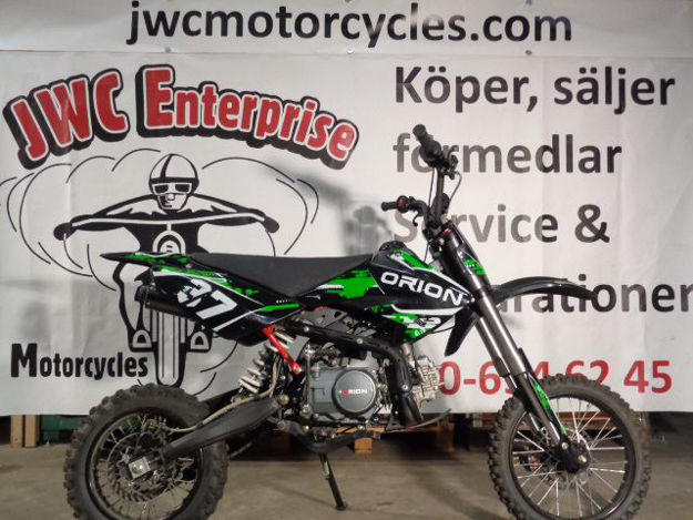 "Picture of Cross Fiddy Orion 125cc "" SOLD """