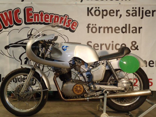 Picture of NSU Max TT Replica