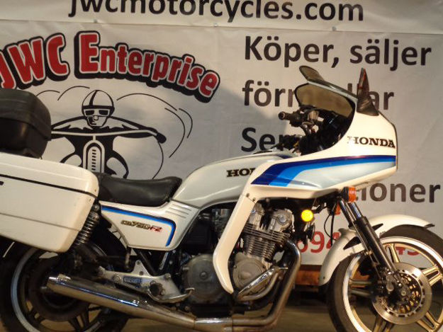 """Picture of Honda cb 750 -82   """" SOLD """""""