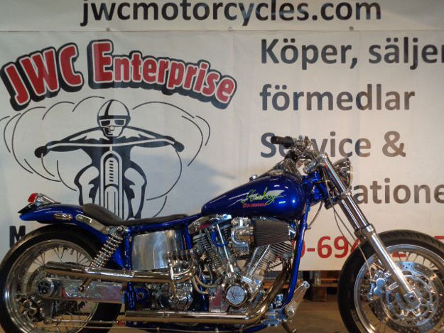 """Picture of Harley-Davidson  FX 1200 1975 """" SOLD """""""