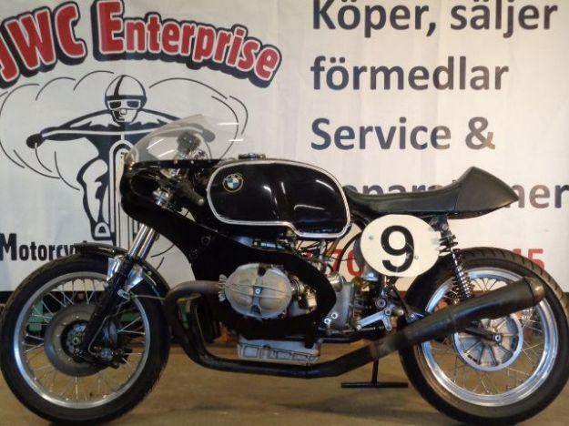 "Picture of BMW R75/5  1973  Classic racer  Förmedlingsuppdrag  "" SOLD """