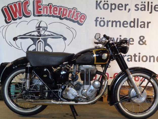"""Picture of AJS 18S 1954 """" SOLD """""""