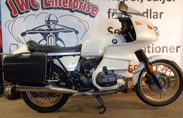 Picture of BMW R100RS 1983