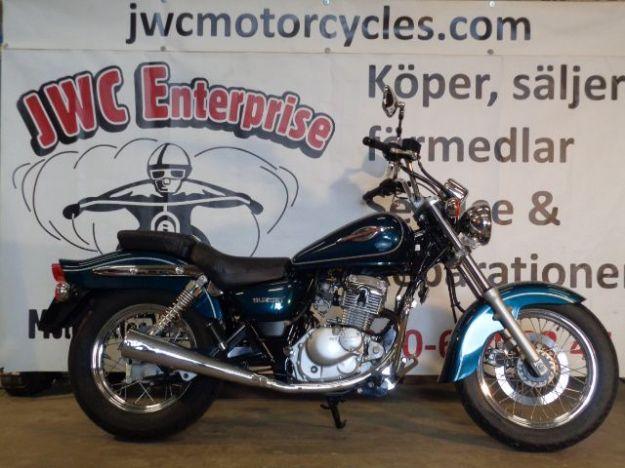 """Bild på Suzuki Maruder 125cc 1999  """" SOLD """""""