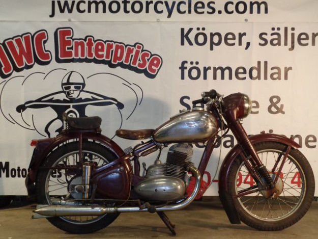 """Picture of Jawa 250cc 1947  """" SOLD """""""