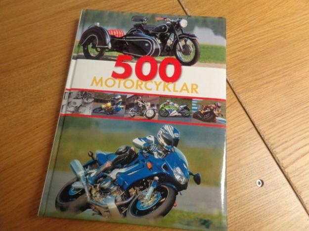 Bild på 500 Motorcyklar