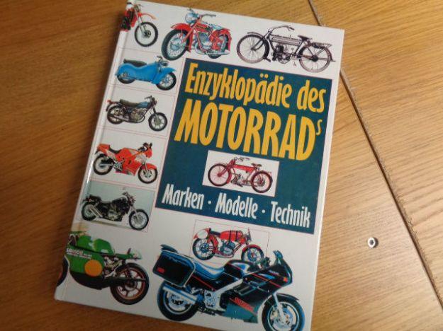 Picture of Enzyklopädie Des Motorads