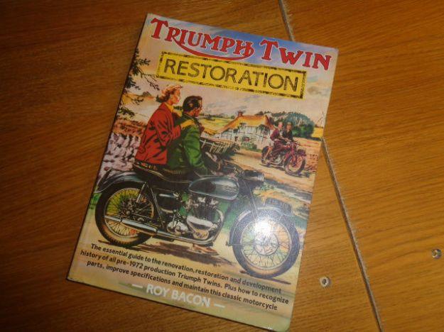 Picture of Triumph Twin Restoration