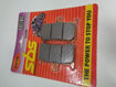 Bild på SBS Brake pads/bromsbelägg 634RS/23-634RS.S Sinter Racing