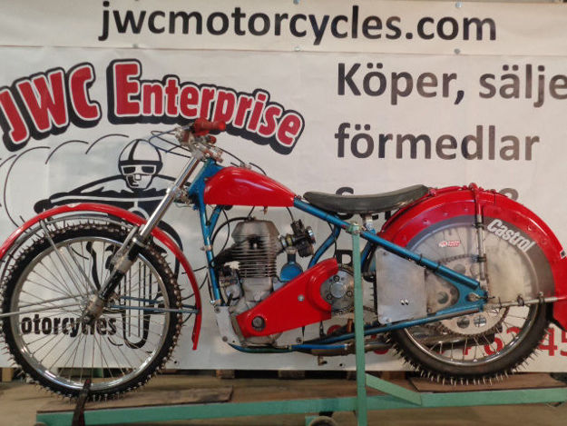 Picture of Speedway Jawa ice Racer