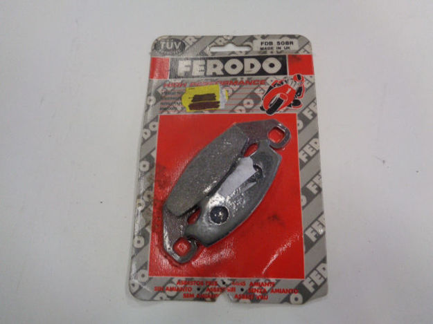 Picture of Break Pads/Bromsbelägg Ferodo FDB508R