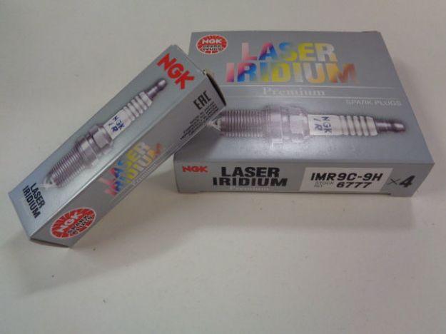 Picture of NGK tändstift IMR9C-9H [Laser Iridium Premium]